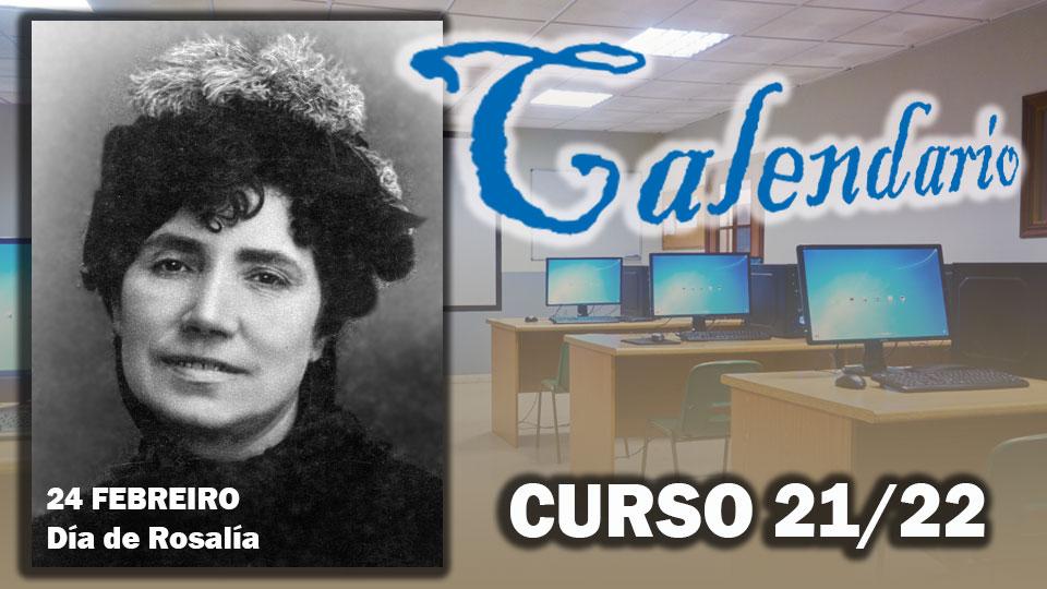 24 de Febrero, día de Rosalía de Castro